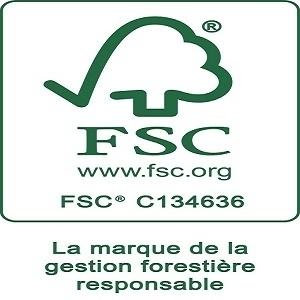 SAMB.eu est désormais certifié FSC